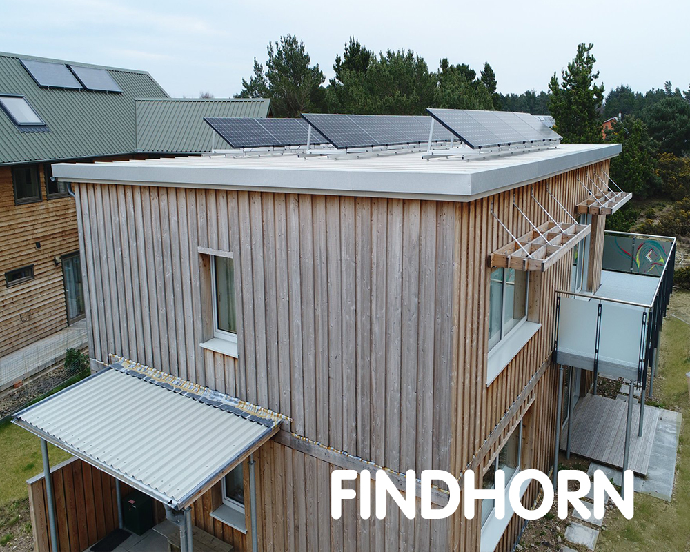 Findhorn Passivhaus Plus
