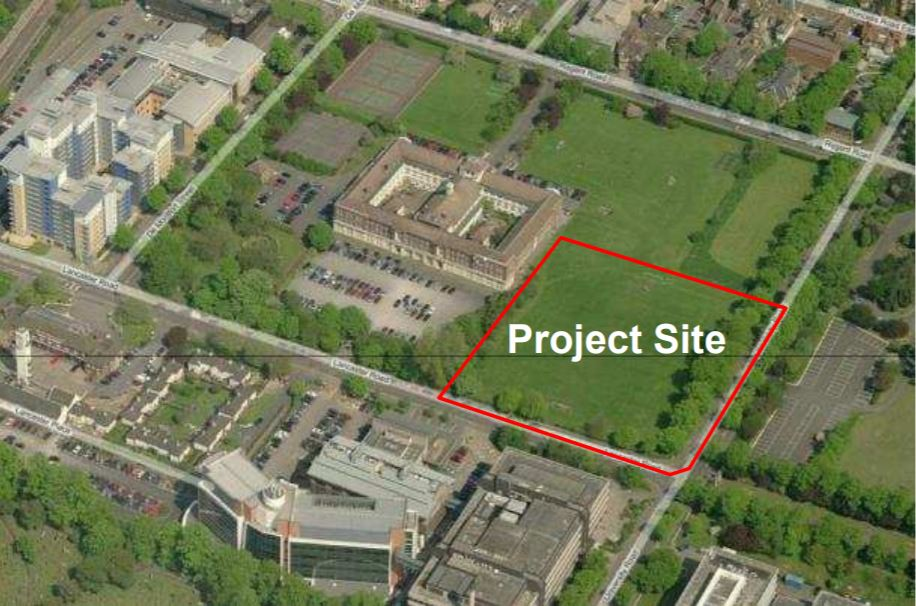 George Davis Centre site