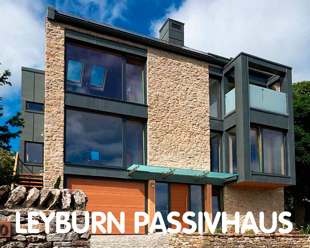 Leyburn Passivhaus Plus, York ©Paul White