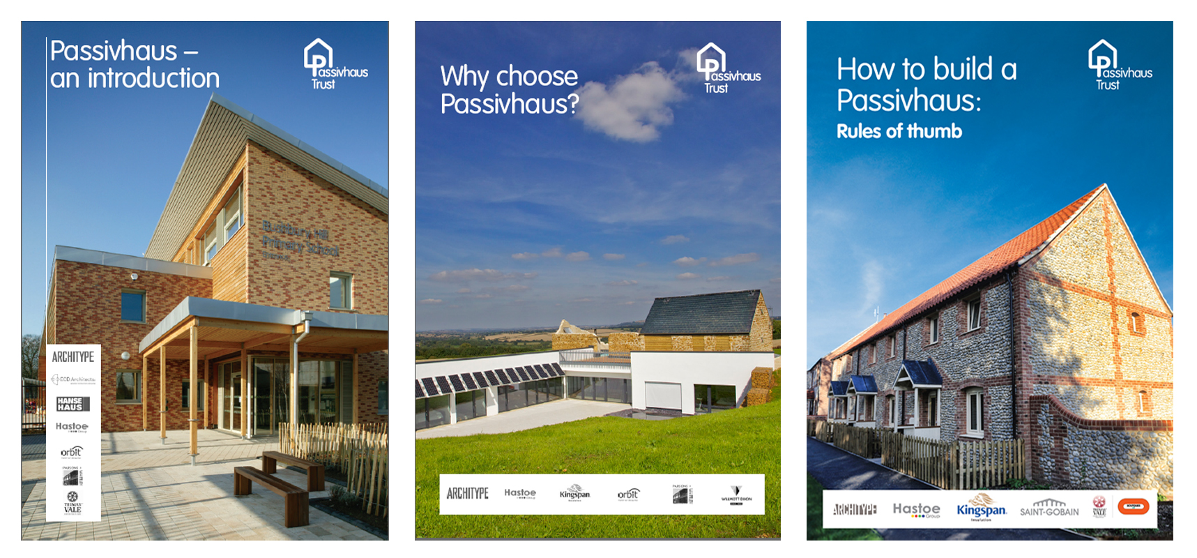 Passivhaus Trust publications