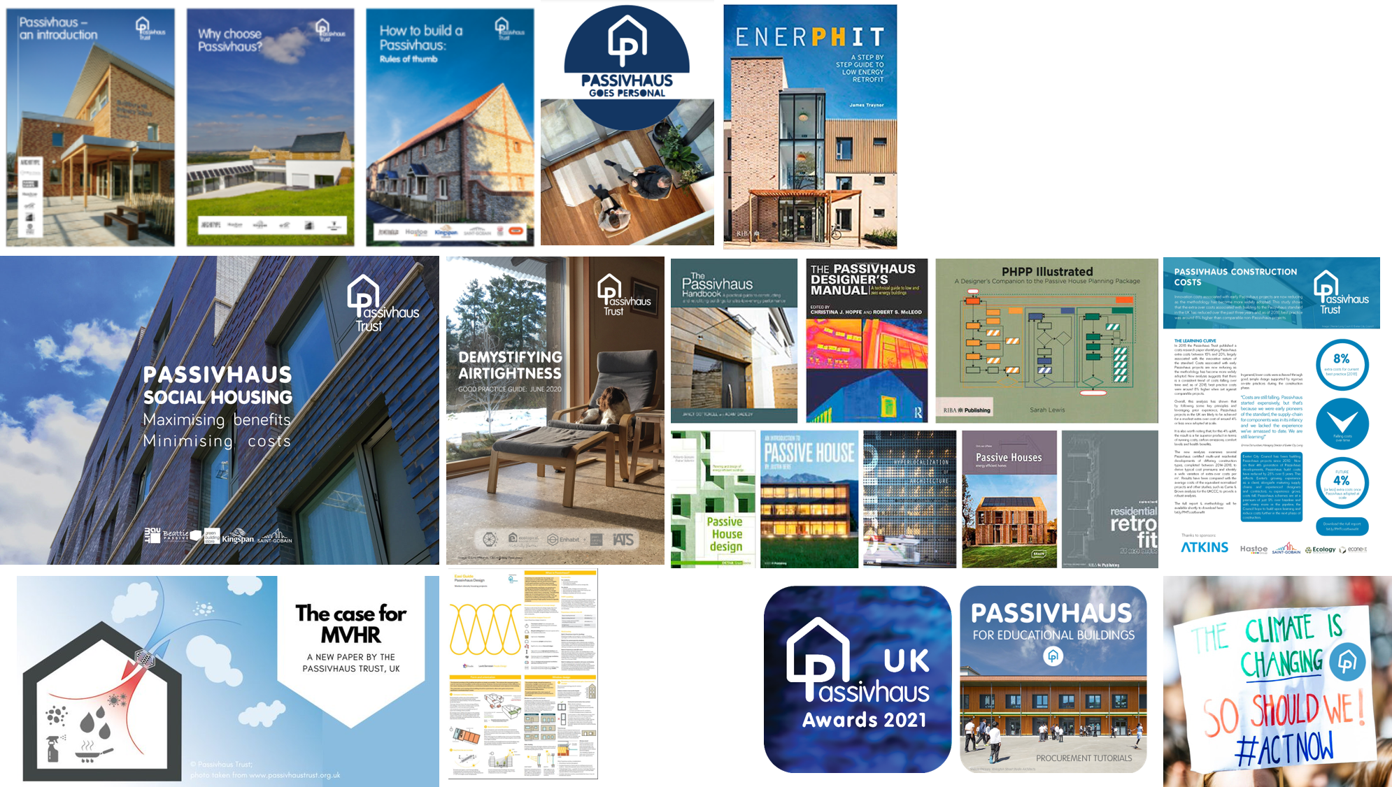 Passivhaus Resources